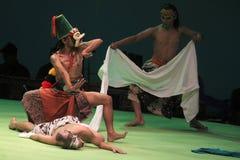 La danza una historia de amor Imagenes de archivo