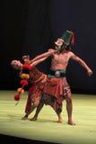La danza una historia de amor Fotografía de archivo