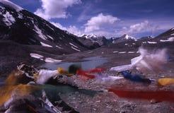 La de Singho, ladakh Fotografia de Stock