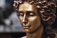 La dea dell'amore Aphrodite Venus Fotografia Stock