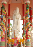 La dea di pietà e di misericordia Fotografie Stock Libere da Diritti