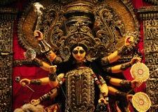La dea Durga Fotografie Stock Libere da Diritti