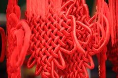 La decoración china del Año Nuevo Imagenes de archivo