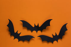 La decoración de la composición para Halloween Foto de archivo