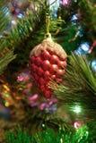 La decoración de la Navidad Imagen de archivo