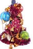 La decoración de la Navidad Foto de archivo