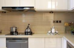 La decoración en la cocina Foto de archivo