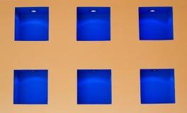 La decorazione piombo l'indicatore luminoso Fotografia Stock Libera da Diritti
