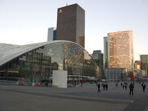 La Defence Royalty Free Stock Images