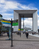La Defense Stock Photography