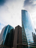 La Defense district Royalty Free Stock Images