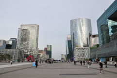 La Defense Stock Images