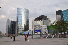 La Defense Royalty Free Stock Photos