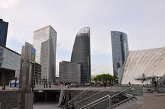 La Defense Royalty Free Stock Photography
