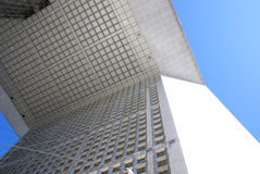 La Defense, Grande Arche Royalty Free Stock Images