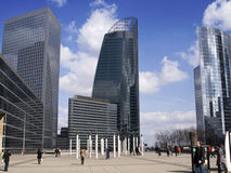 La Defense, Paris Stock Photos