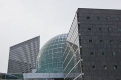 La Defense In Paris Stock Photography