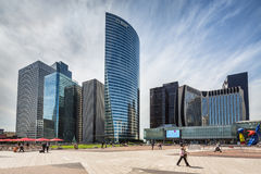 La Defense Royalty Free Stock Image