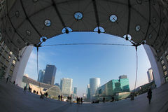 La Defense Royalty Free Stock Images