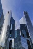 La Defense 4 Royalty Free Stock Photo