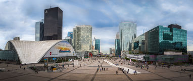 La Defense, Paris Stock Image