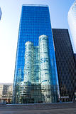 La Defense, Paris Royalty Free Stock Photo