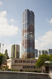 La Defense Skyscrapers Stock Images