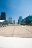 La Defense Square Cityscape V Royalty Free Stock Photography