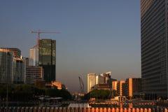La Defense towers Stock Photography