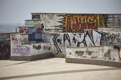 La degradación de los suburbios fotografía de archivo