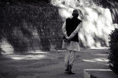 La demonetizzazione deriva in India Fotografia Stock