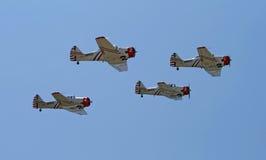 La demostración de aire en Mcguire AFB Foto de archivo