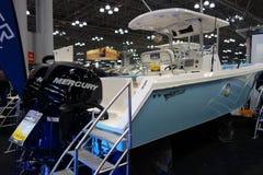 La demostración 2014 del barco de Nueva York 54 Foto de archivo libre de regalías
