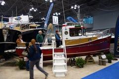 La demostración 2014 del barco de Nueva York 175 Imagen de archivo libre de regalías