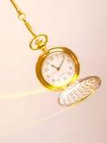 La derecha del sacudimiento del reloj Fotografía de archivo