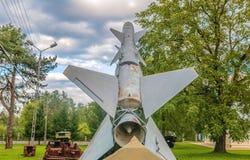 La deuxième guerre mondiale - missile Image libre de droits