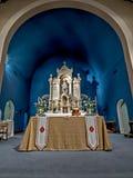 LA #2 di New Orleans dell'altare della chiesa cattolica della st Henry Immagini Stock