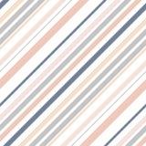 La diagonal de la blusa de la camisa raya diseño inconsútil del modelo del vector ilustración del vector