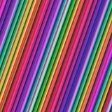 La diagonale astratta luminosa variopinta allinea il desig di struttura del fondo Fotografia Stock Libera da Diritti