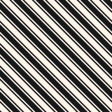 La diagonale barra il modello senza cuciture Linee inclinate sottili e spesse di vettore royalty illustrazione gratis