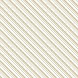 La diagonale barra il modello senza cuciture Oro sottile e linee bianche struttura di vettore illustrazione vettoriale