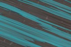 La diagonale degli azzurri barra il fondo che 3d di pietra rendono Immagini Stock