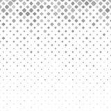 La diagonale digitale astratta ha arrotondato il fondo quadrato del modello di mosaico - progettazione grafica illustrazione di stock