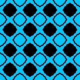 La diagonale géométrique ajuste le fond sans couture Photo libre de droits