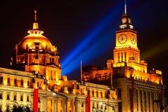 La diga a Schang-Hai fotografia stock libera da diritti