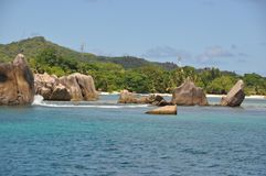 La Digue Stock Photos