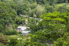 La Digue Farms, Seychelles Royalty Free Stock Photography