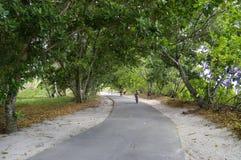 La Digue island, Seychelles. Stock Photo