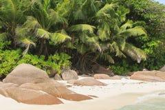 La Digue Seychelles Photographie stock libre de droits