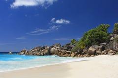 La Digue Seychelles Photo libre de droits